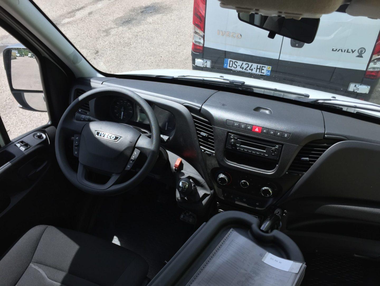 iveco daily line 2015 systme ufr intrieur poste de conduite
