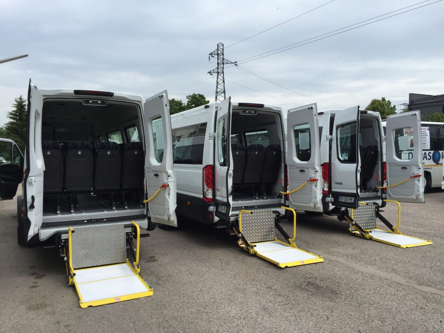 Iveco Daily Line 2015