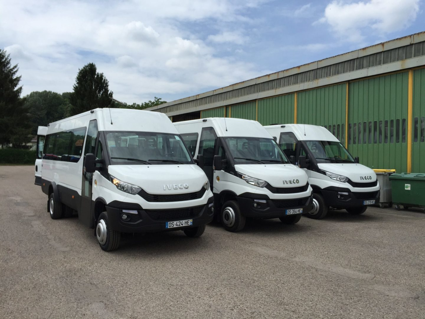 Iveco Daily - 21 places